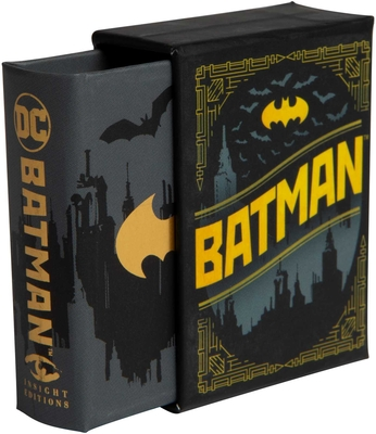 Image for DC Comics: Batman: Quotes from Gotham City (Tiny Book)