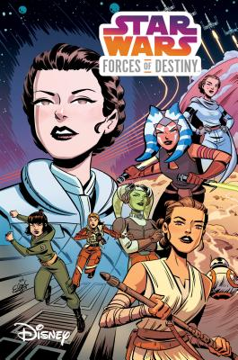 Image for Star Wars: Forces of Destiny (Star Wars Adventures)