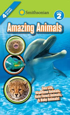 Image for Smithsonian Readers: Amazing Animals Level 2 (Smithsonian Leveled Readers)