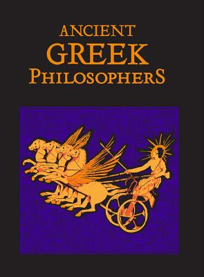 Image for Ancient Greek Philosophers (Leather-bound Classics)