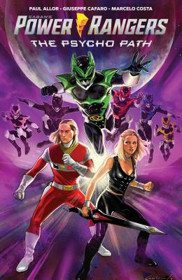 Image for Saban's Power Rangers Original Graphic Novel: The Psycho Path (mighty Morphin Power Rangers)