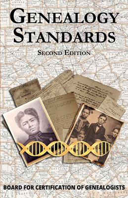 Image for Genealogy Standards, 2nd Edition [2019]