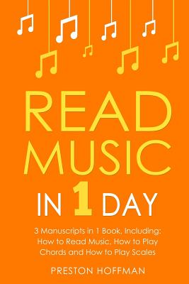 Image for Read Music: In 1 Day - Bundle - The Only 3 Books You Need to Learn How to Read Music Notes and Reading Sheet Music Today (Volume 37)