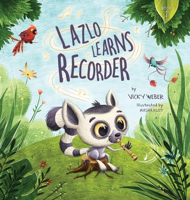 Image for Lazlo Learns Recorder