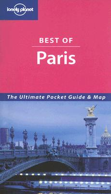 Image for LONELY PLANET BEST OF PARIS : THE ULTIMATE POCKET GUIDE & MAP
