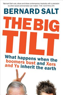 Image for The Big Tilt : What Happens When the Boomers Bust and Xers and Ys inherit the Earth