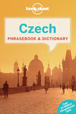 Lonely Planet Czech Phrasebook & Dictionary, Lonely Planet; Nebesky, Richard