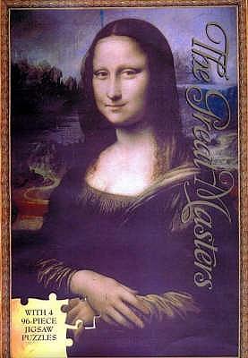 Great Masters Jigsaw Book: Renaissance Artists Deluxe Jigsaw Book