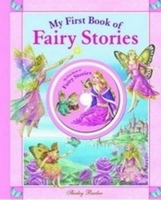 My First Book of Fairies : Book and CD, Barber, Shirley