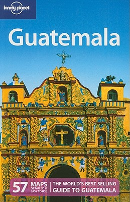 Image for Lonely Planet Guatemala