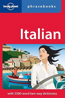 Image for Lonely Planet Italian Phrasebook