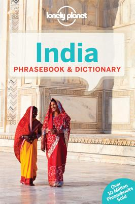 Image for Lonely Planet India Phrasebook & Dictionary