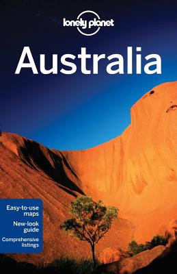 Image for Australia Lonely Planet  (Country Travel Guide)