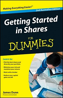 Image for Getting Started in Shares for Dummies 2nd Australian Edition
