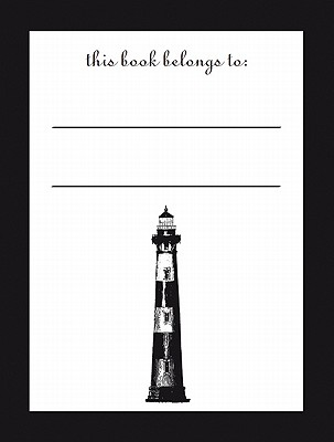 Lighthouse Bookplates 12 Pack