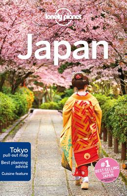 Image for Lonely Planet Japan