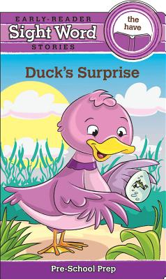 Image for Sight Word Stories: Duck's Surprise
