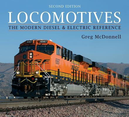 Image for Locomotives: The Modern Diesel and Electric Reference
