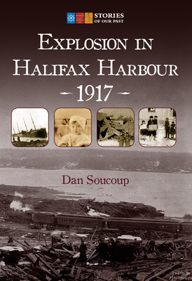 Image for Explosion In Halifax Harbour 1917