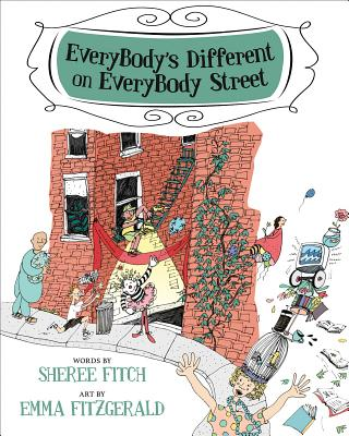 Image for EveryBody's Different On EveryBody Street
