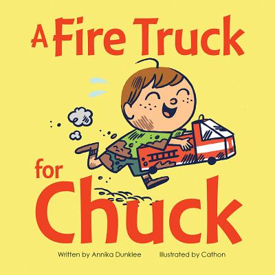 Image for A Fire Truck for Chuck