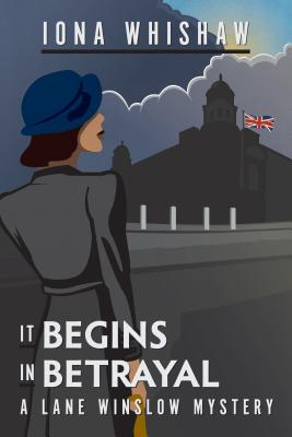 Image for It Begins In Betrayal (A Lane Winslow Mystery)