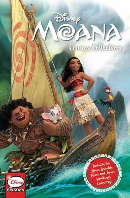 Image for Disney Moana Comics Collection