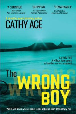 Image for The Wrong Boy: Suspense-packed page turner...the ending is a stunner