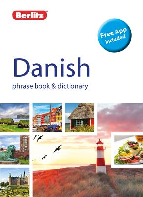 Image for Berlitz Phrase Book & Dictionary Danish (Bilingual dictionary)