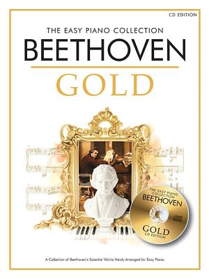 Image for Beethoven Gold: The Easy Piano Collection; with CD