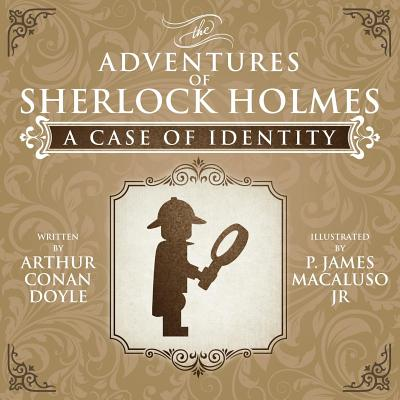 Image for A Case of Identity - Lego - The Adventures of Sherlock Holmes