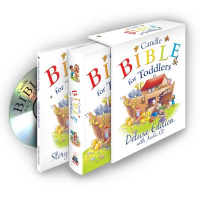 Image for Candle Bible for Toddlers: Deluxe Edition