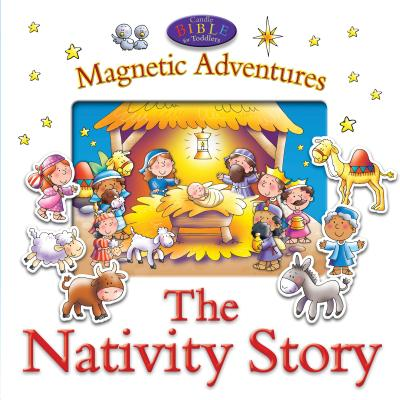 Image for The Nativity Story--Magnetic Adventures (Candle Bible for Toddlers)