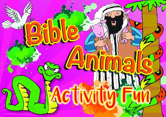Image for Bible Animals (Activity Fun)