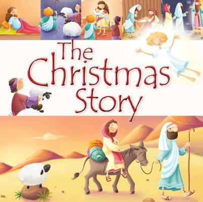 Image for The Christmas Story (99 Stories from the Bible)