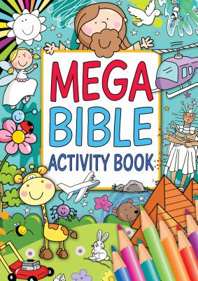 Image for Mega Bible Activity Book