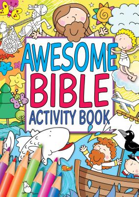Image for Awesome Bible Activity Book