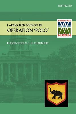 """Image for 1 Armoured Division in Operation """"Polo"""""""