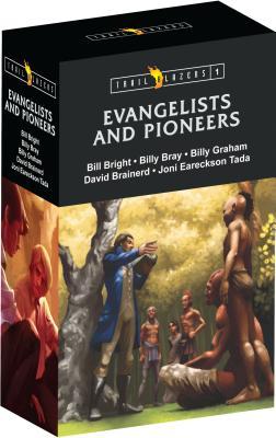 Image for Trailblazer Evangelists & Pioneers Box Set 1 (Trail Blazers)