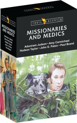 Image for Trailblazer Missionaries & Medics Box Set 2 (Trail Blazers)