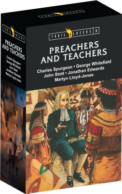 Image for Trailblazer Preachers & Teachers Box Set 3 (Trail Blazers)