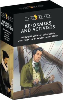 Image for Trailblazer Reformers & Activists Box Set 4 (Trail Blazers)