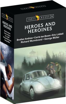 Image for Trailblazer Heroes & Heroines Box Set 5 (Trail Blazers)
