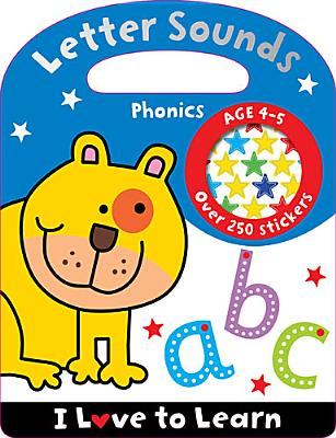 Image for Phonics - Letter Sounds (I Love to Learn)