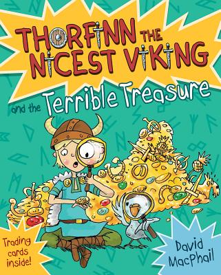 Image for Thorfinn and the Terrible Treasure (Thorfinn the Nicest Viking)
