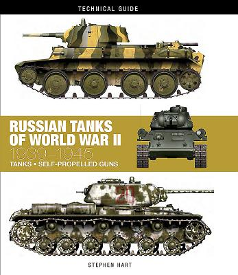 Image for Russian Tanks of World War II: 1939-1945 (Technical Guides)
