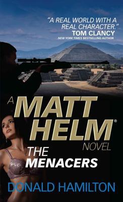 Image for Matt Helm - The Menacers (Matt Helm Novel)