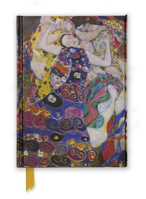 Image for The Virgin by Klimt (Foiled Journal) (Flame Tree Notebooks)