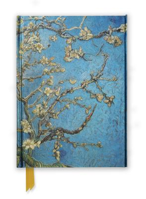 Image for ALMOND BLOSSOM BY VAN GOGH FOILED JOURNAL (FLAME TREE NOTEBOOKS)