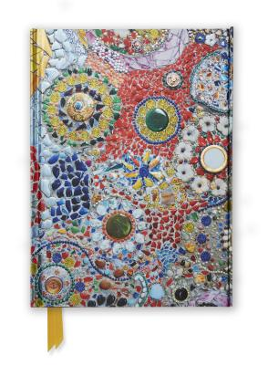 Image for Gaudi (inspired by): Mosaic (Foiled Journal)] (Flame Tree Notebooks)
